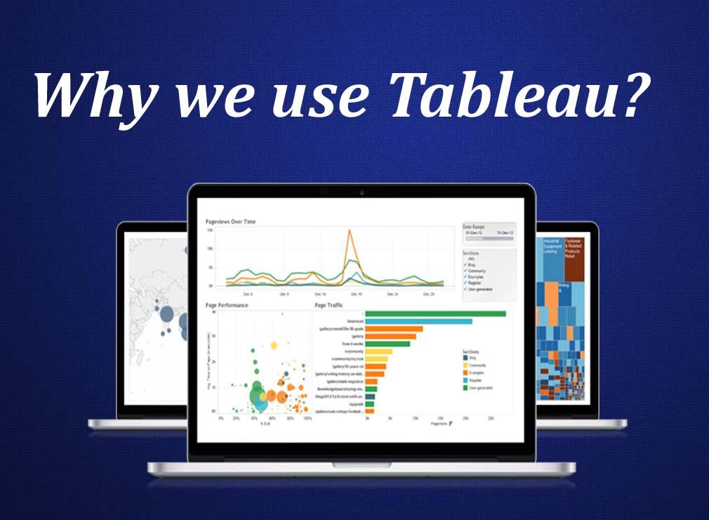 Why we use Tableau? - bintelligent